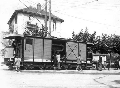 Historias del tren las dresinas de l nea a rea caf de for Motores y vehiculos nj
