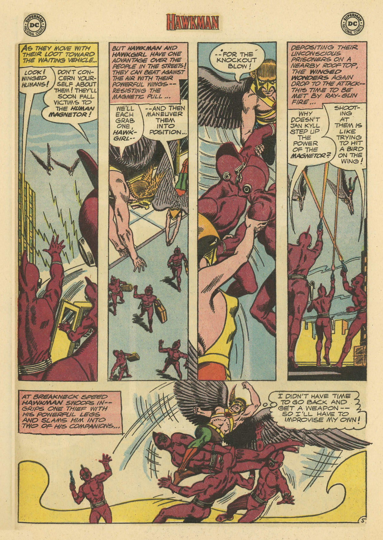 Hawkman (1964) issue 4 - Page 25