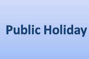 Image result for Public Holidays