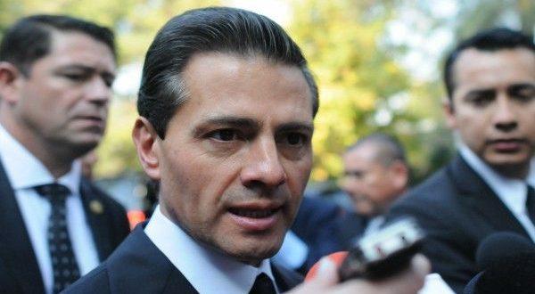 """Peña insiste a damnificados que organicen """"tandas"""" para reconstruir Chiapas -"""