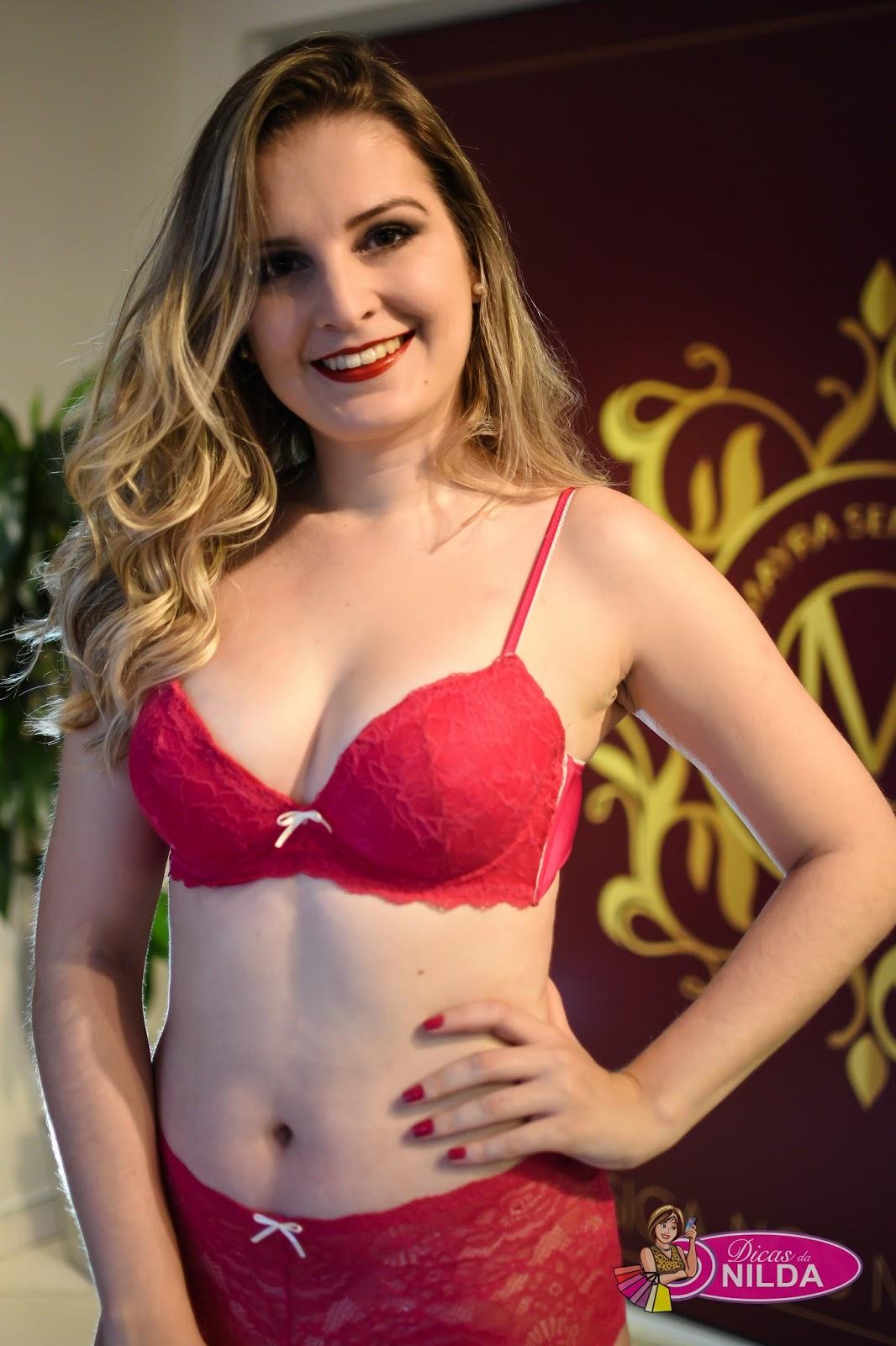 9c898b84d A Bloom Lingerie fez uma parceria com a Mayra semijoias