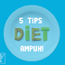 5 Tips Diet Ampuh