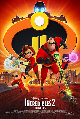 Sinopsis The Incredibles 2