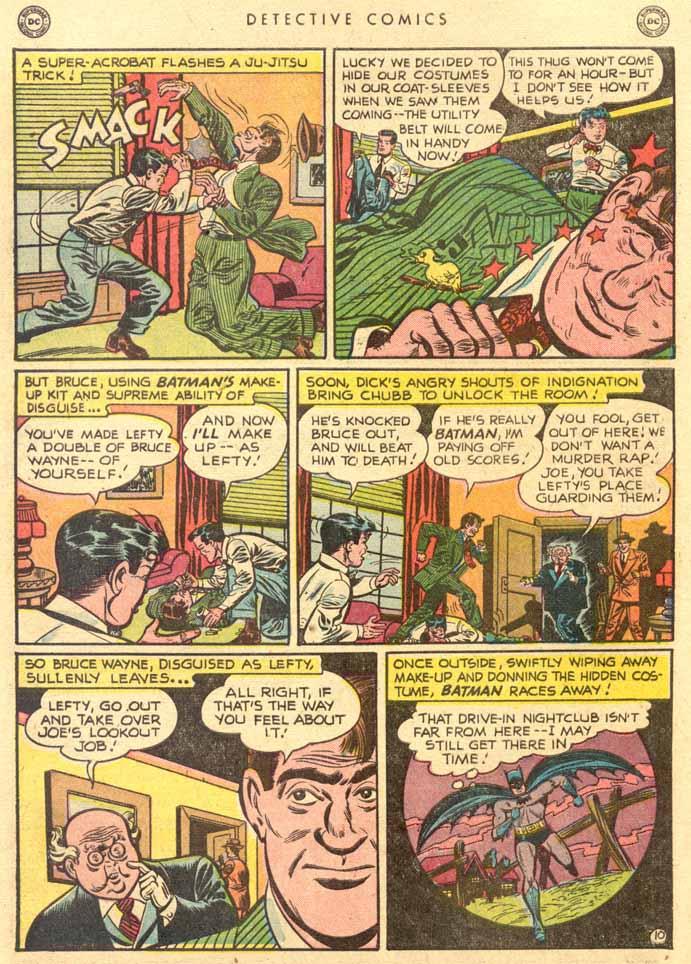 Detective Comics (1937) 159 Page 11