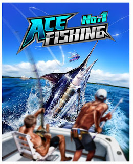 Game Memancing Ace Fishing : Wild Catch