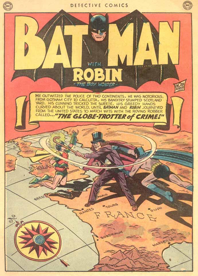Read online Detective Comics (1937) comic -  Issue #160 - 3