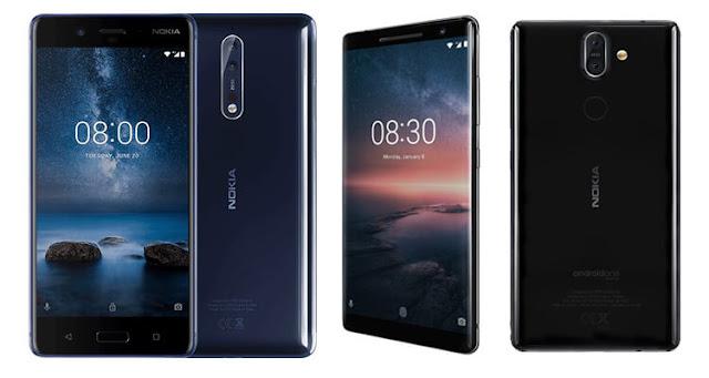 مواصفات وسعر هاتف Nokia 8 Sirocco بالصور والفيديو
