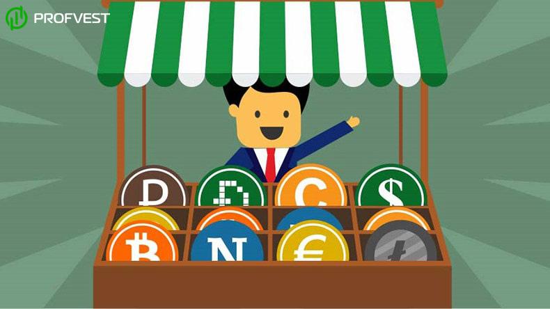 Топ криптовалютных бирж