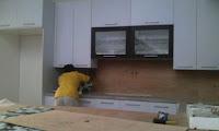 jasa pembuatan kitchen set murah dan meja kantor