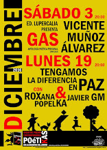 GAS EN MADRID