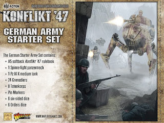 Konflikt 47 - German Starter Set