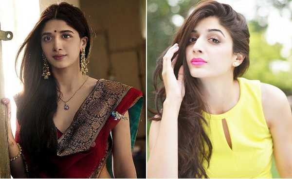MAWRA HOCANE CLEAVAGE PHOTO CLOSE UP