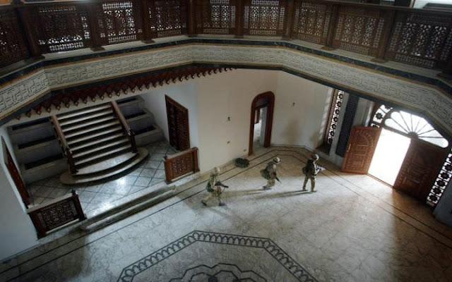 Istana Saddam Hussein Akan Ditukar Menjadi Muzium