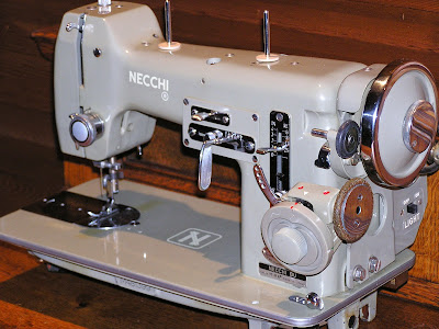 Can A Necchi BF Mira Do Zig Zag Stitch Sewing Discussion Topic Amazing Necchi Bf Mira Sewing Machine