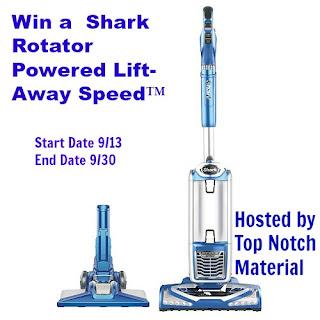 Shark Rotator Power Lift Away Speed Giveaway