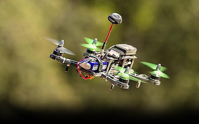 DRONES YOUTUBE