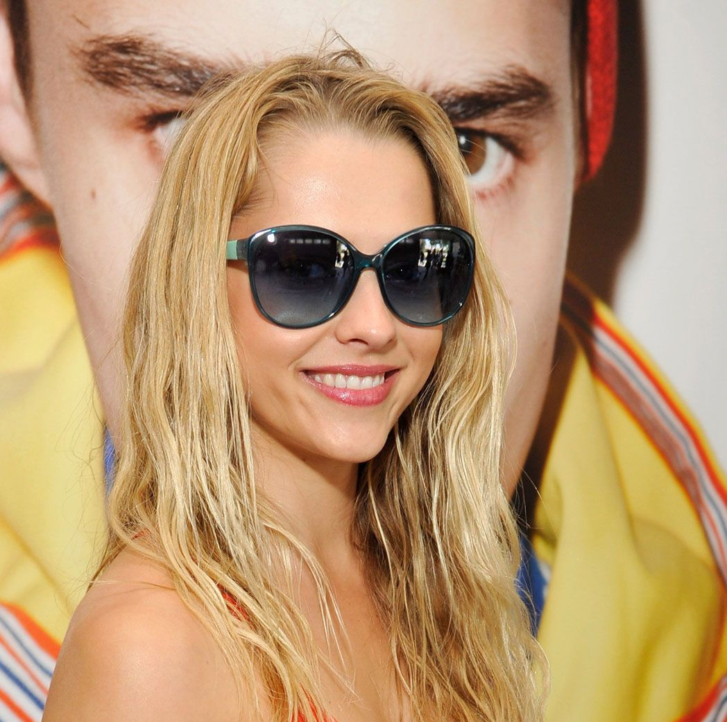 Teresa Palmer at LACOSTE LIVE Hosts a Desert Pool Party in Celebration of Coachella