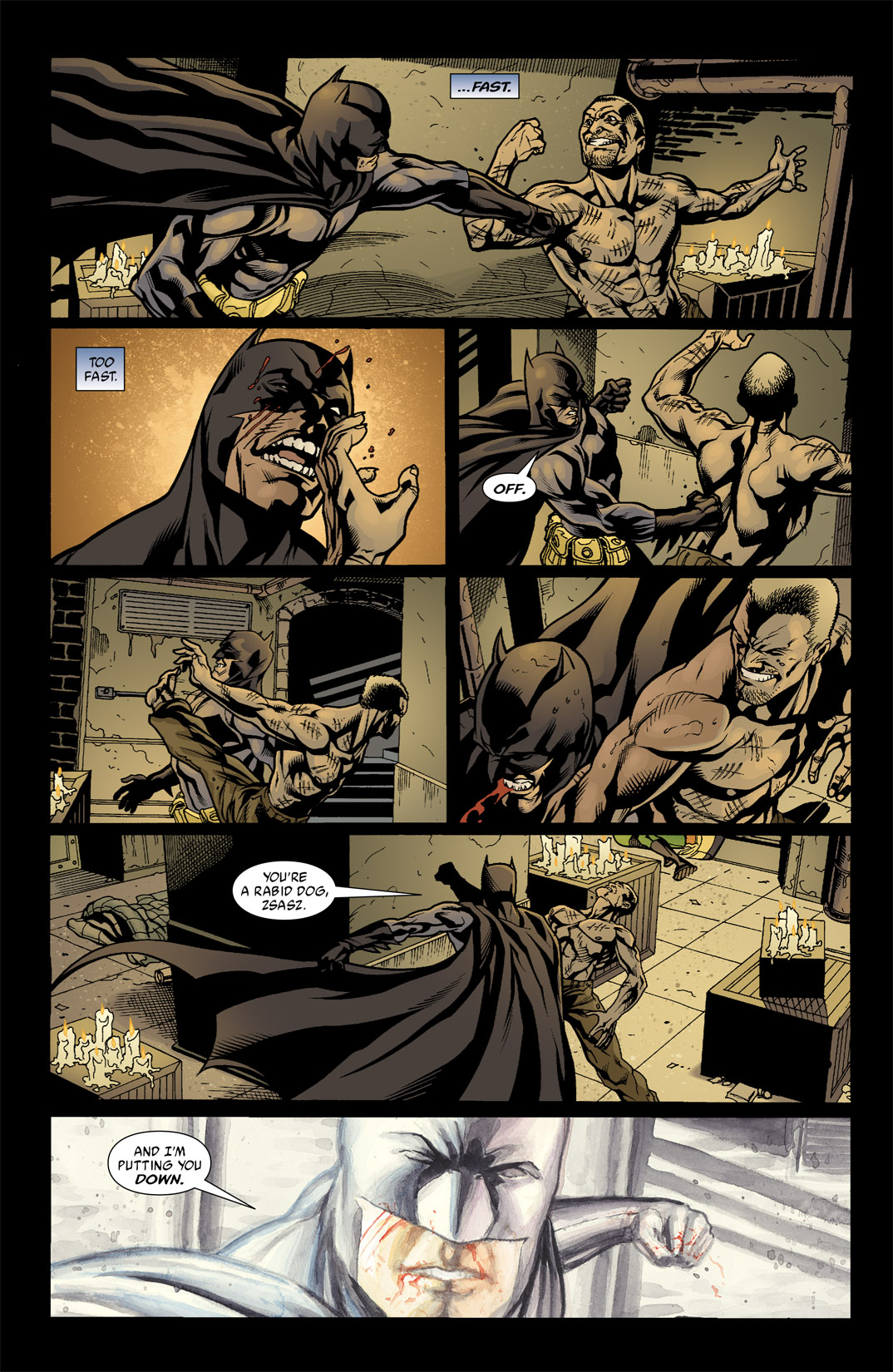 Detective Comics (1937) 796 Page 16