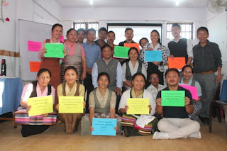 tcv chauntra workshop for teachers