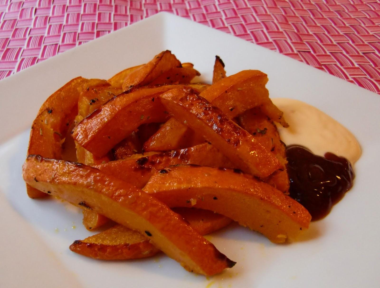 Rezept Kürbispommes
