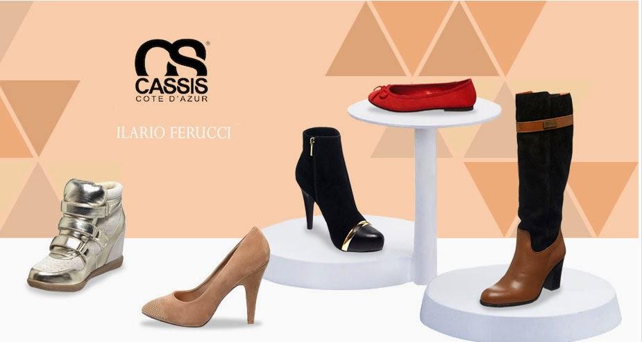 Oferta de zapatos para mujer de las marcas Cassis e Ilario Ferucci