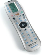 Universal remote for VCR Automator URC 200