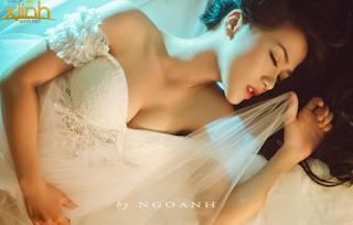 Hot girl Tăng Thiên Kim chuyển giới lộ núm xinhgai.biz