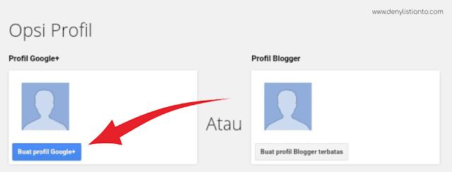 Membuat Blog Langkah 3