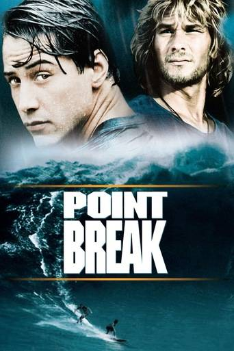 Point Break (1991) ταινιες online seires oipeirates greek subs