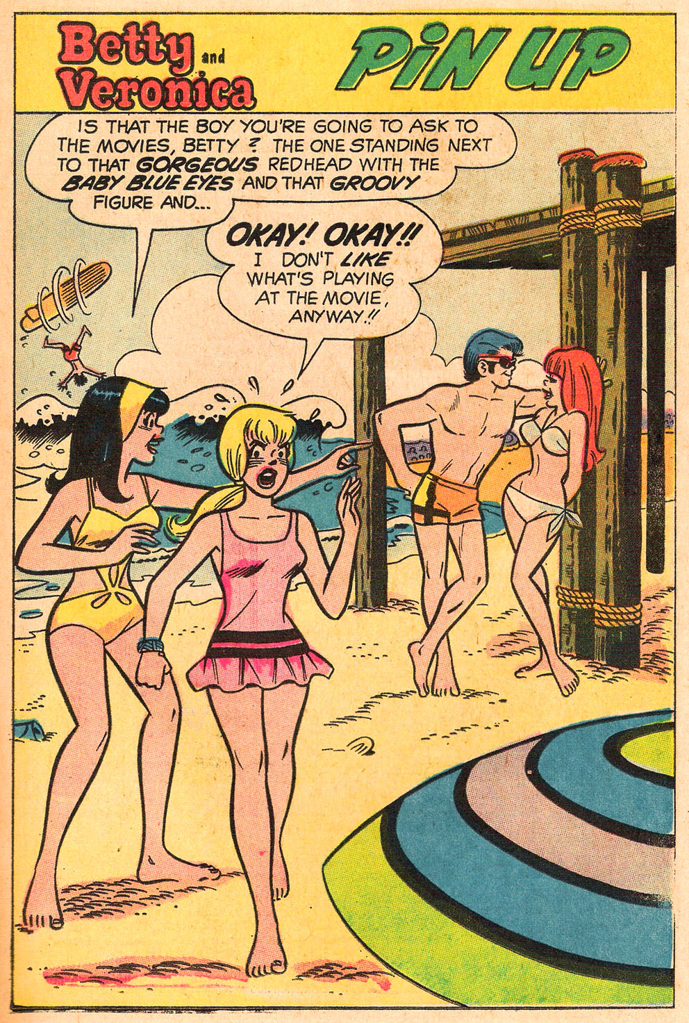 Read online Archie's Girls Betty and Veronica comic -  Issue #165 - 11