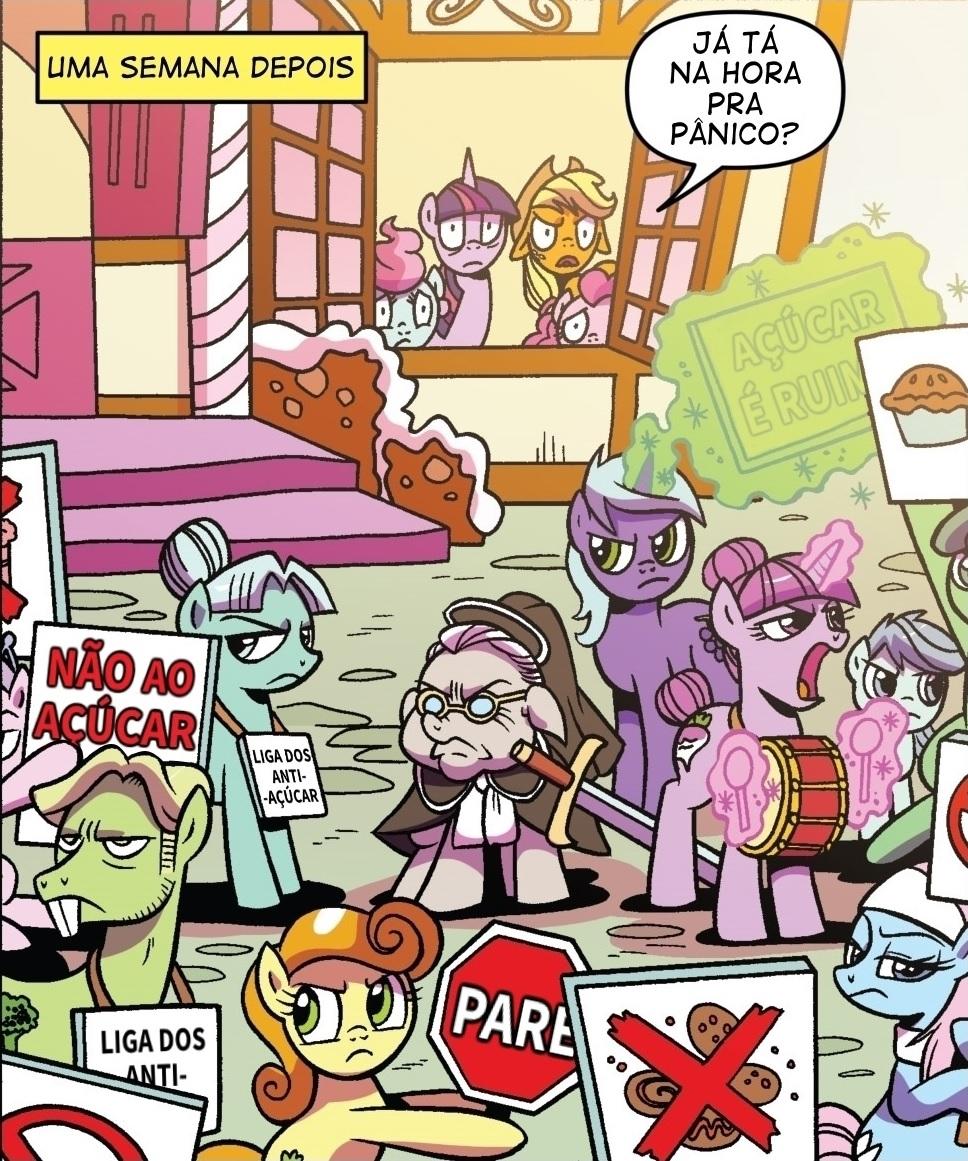 Sonic Tales: My Little Pony A Amizade é Mágica #63