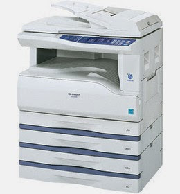 Image Sharp AR-5320E Printer Driver