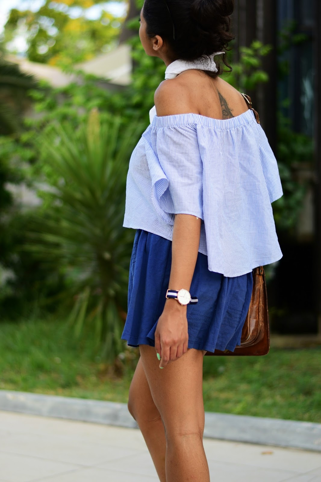 easy travel look  ideas for summer
