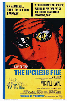 Poster Of The Ipcress File (1965) In Hindi English Dual Audio 300MB Compressed Small Size Pc Movie Free Download Only At worldfree4u.com