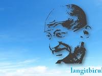 Kata-Kata Bijak Mahatma Gandhi: Makna Sebuah Kelembutan Hati