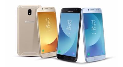 Familia Smartphones Samsung Galaxy