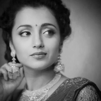 Trisha Krishnan cute photoshoot