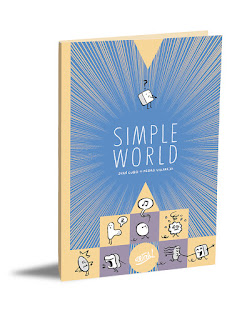 Simple World x Pedro Villarejo y Juan Cubo