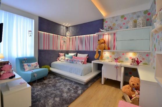 Dormitorios para mujercitas for Decoracion de cuartos para 2 ninas