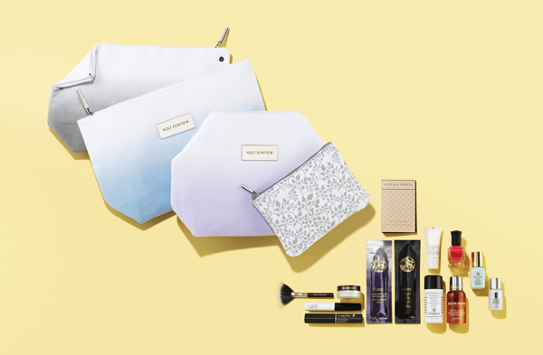 Holt Renfrew Spring 2013 Beauty Bag