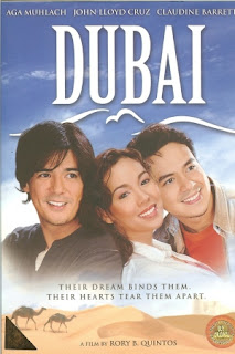 Dubai tells the story of three Overseas Filipino Workers who unexpectedly become connected by friendship and love.