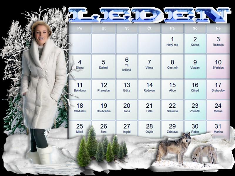 kalendar svatku Kalendar Svatku 2015   calendrier kalendar svatku