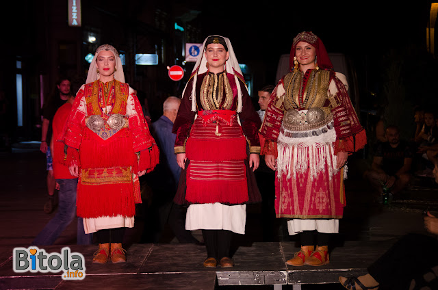 Macedonian national costume - Ethnic area Mala Reka - Miaks