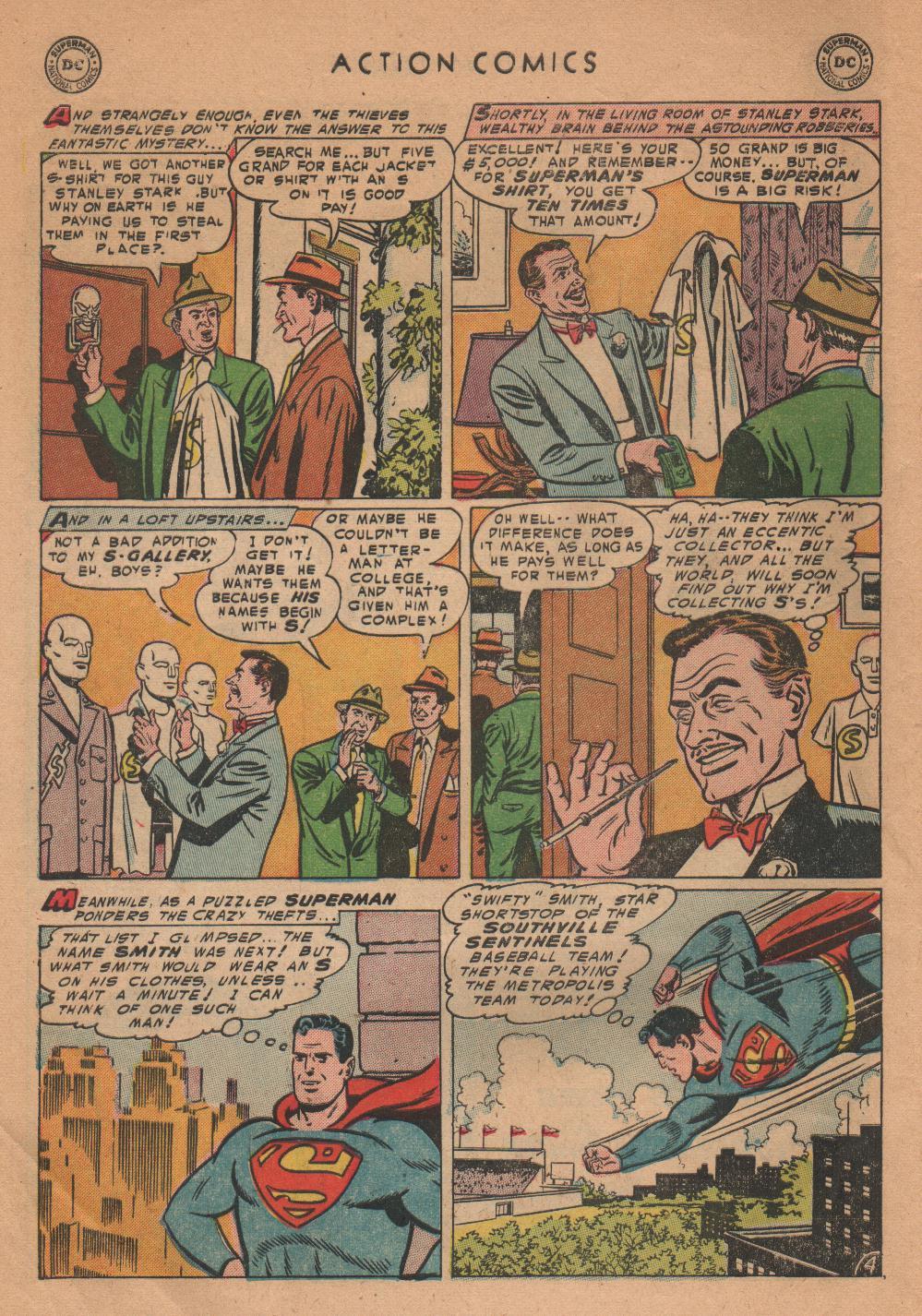 Action Comics (1938) 197 Page 5