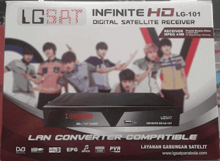 Firmware LGsat Infinite HD Fix Sony Ten 1 HD