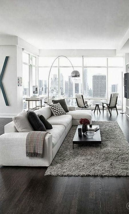 Designer Living Room Decorating Idea