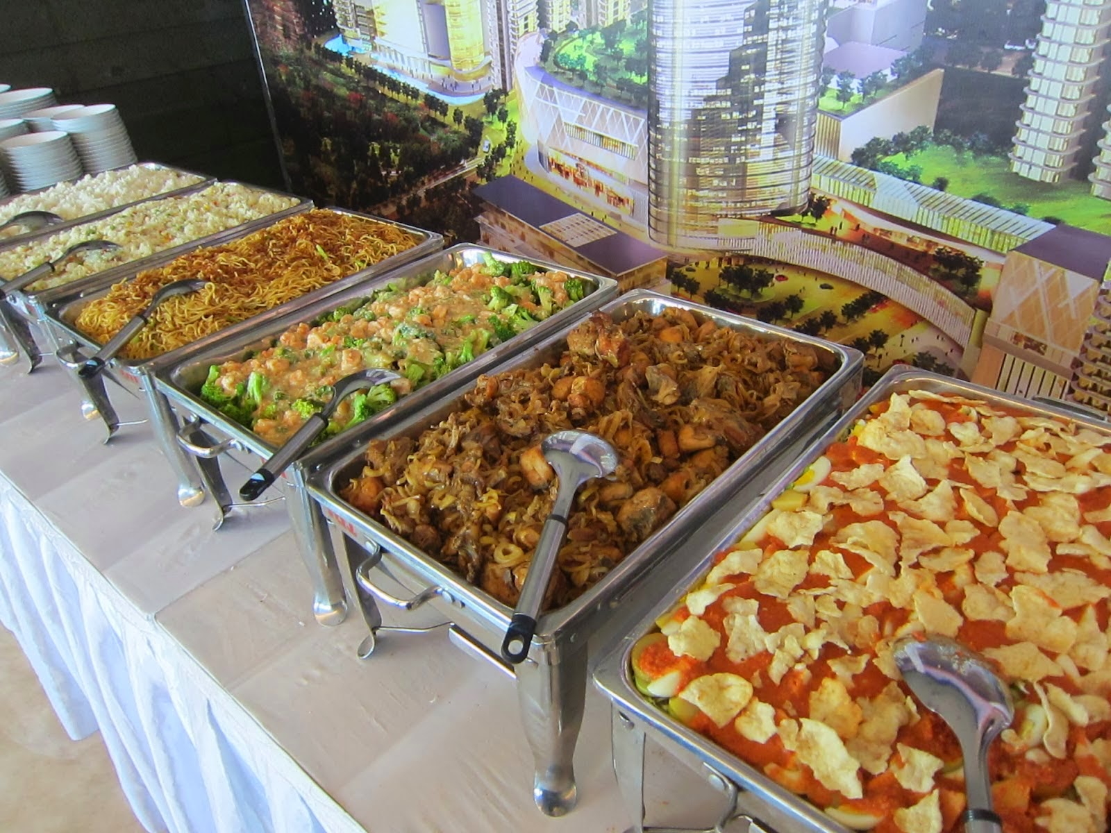 CATERING HEALTY FOOD