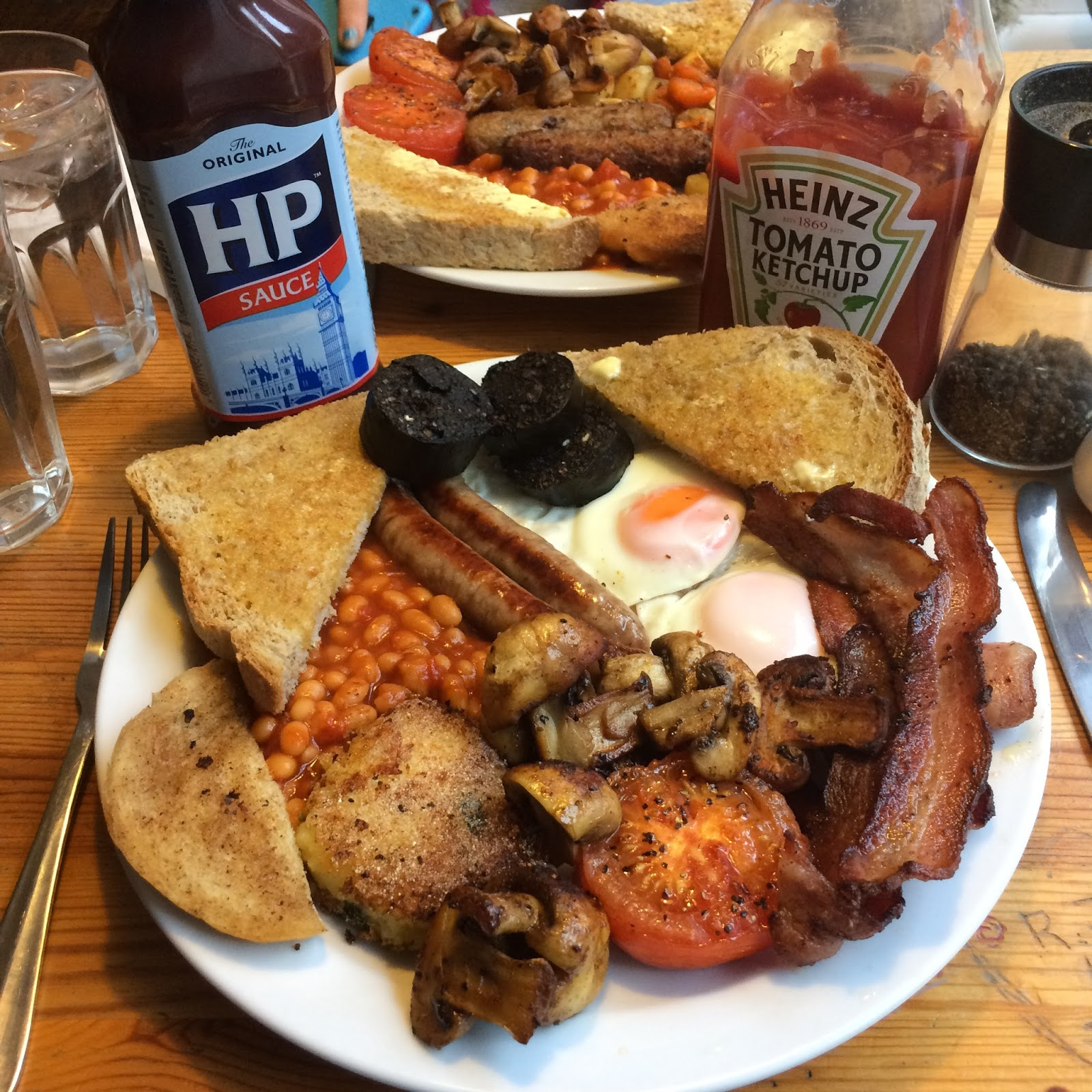 The Fry Up Inspector Sunday Recommended
