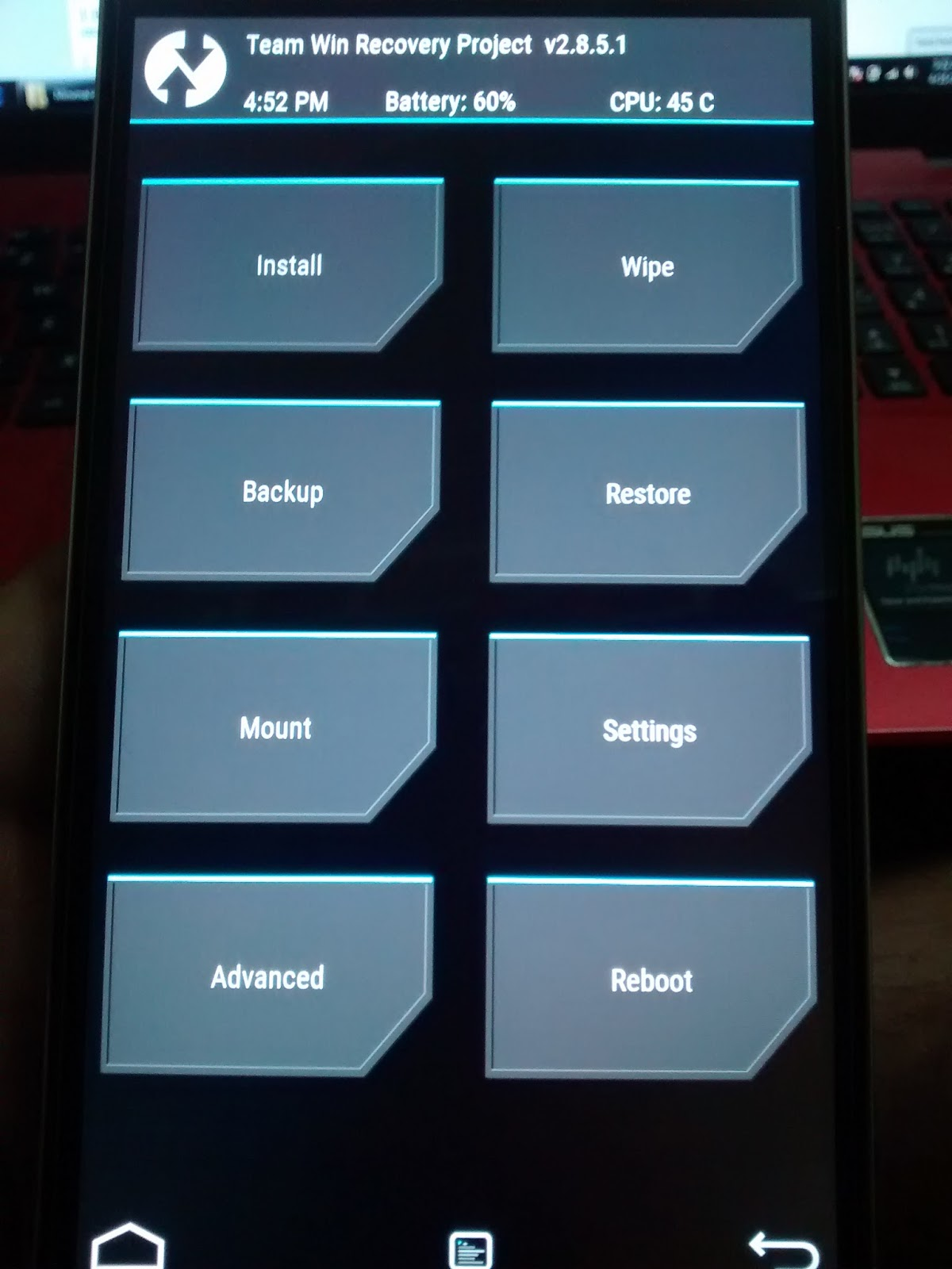 How to root, install recovery, and flash Cyanogenmod 13 on the
