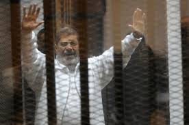 """Mohamed Morsi's trial in the case of """"breaking into the eastern border"""" is postponed until October 2"""
